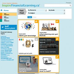 Inspire Financial Learning