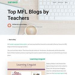 Top MFL Blogs by Teachers - Sanako Language Ambassadors