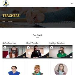 Teachers - Learn English Academy