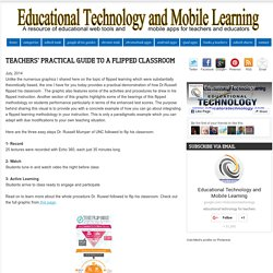Teachers' Practical Guide to A FLipped Classroom