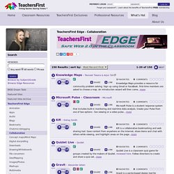 TeachersFirst Edge - Tools for Collaboration