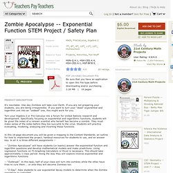 EXPONENTIAL FUNCTION STEM PROJECT / SAFETY PLAN
