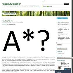 headguruteacher
