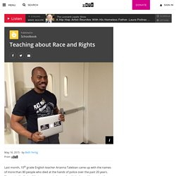 Teaching about Race and Rights