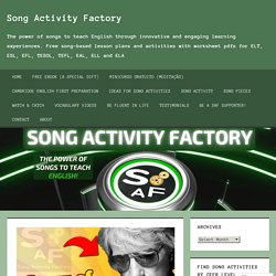 Teaching With Songs: Bon Jovi – Story Of Love [a song-based lesson plan for ELT] – Song Activity Factory