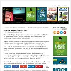 Teaching & Assessing Soft Skills