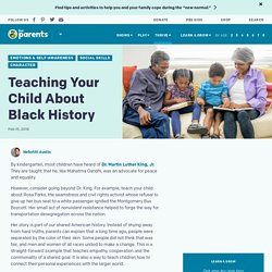 PBS Teaching Your Kids about Black History Month