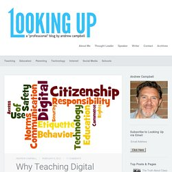 Why Teaching Digital Citizenship Doesn't Work