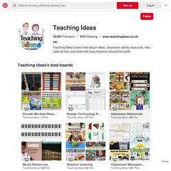 Teaching Ideas on Pinterest