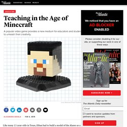 Teaching in the Age of Minecraft