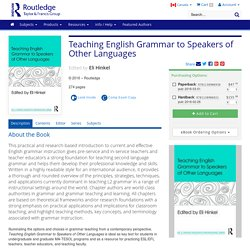 Teaching English Grammar to Speakers of Other Languages (Paperback)