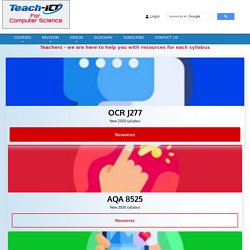 Teach ICT - Tons of Free Teaching Materials and ICT Revision