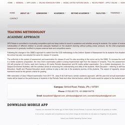 Teaching Methodology