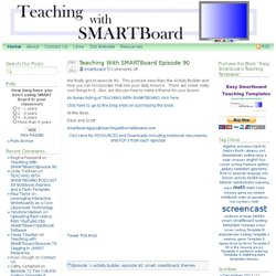 Teaching with Smartboard.com