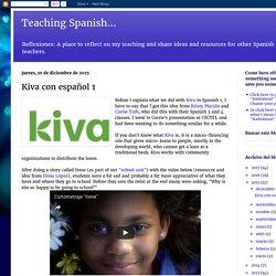 Kiva con español 1