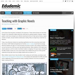 Teaching with Graphic Novels