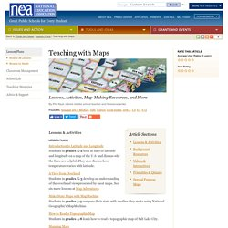 Teaching with Maps