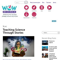 WowScience - Science games and activities for kids