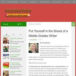 Teaching Writing to Tweens: Presence, Empathy, and Choice