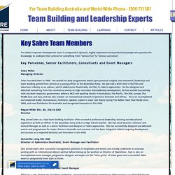 Team Building Experts