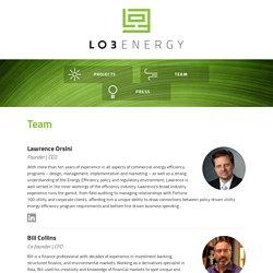 Team – LO3 Energy