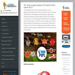 IPL Team Logos Capture The Spirit of the Game 2017