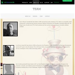 Team | Mi Casa Verde