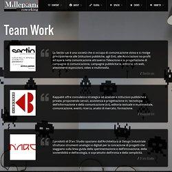 Team Work « Millepiani coworking