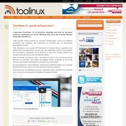 TeamViewer 10 : quoi de neuf pour Linux ?