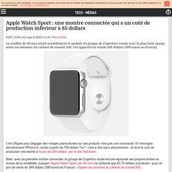Tech - Médias - Les Echos.fr