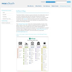 Ed Tech Map: NewSchools Venture Fund
