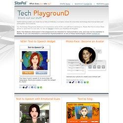 Tech Playground
