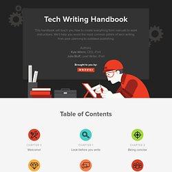Tech Writing Handbook - Dozuki