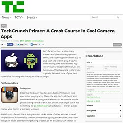 Primer: A Crash Course In Cool Camera Apps