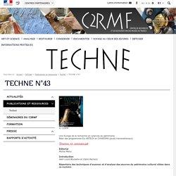 TECHNE n°43