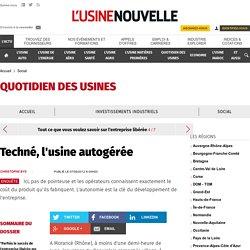 Techné, l'usine autogérée