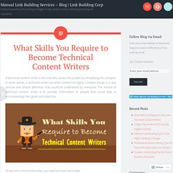How Technical Content Writing Helps You to Grow Website in India?