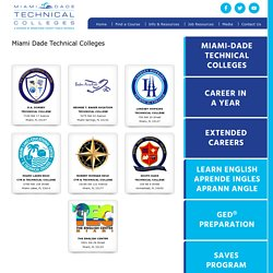 Technical Colleges In Miami