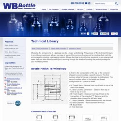 Technical Library - Milwaukee, Wisconsin - WB Bottle Supply Company, Inc.