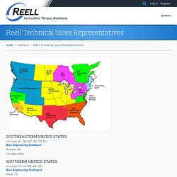 Technical Sales Representatives » Reell