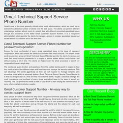 Gmail Technical Support 1-888-269-0130 Customer Service Number
