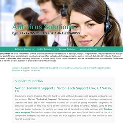 Norton Tech Support Phone Number, USA, Canada