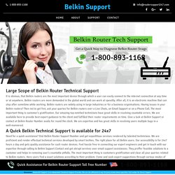 Belkin Technical Support