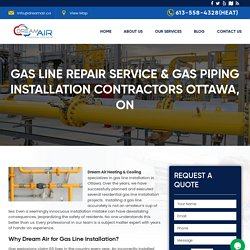 Gas Technician Ottawa
