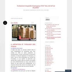 """Technicien Comptable d'entreprises TCE """"Ista cité de l'air El jadida"""""""