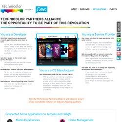Technicolor presents QEO