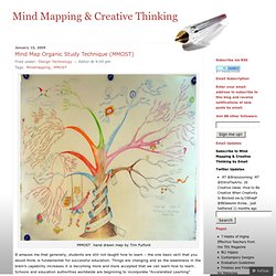 Mind Map Organic Study Technique (MMOST)