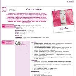 FT Coco silicone