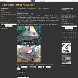 Technique du grillage à lapin : - vatsanna motors design