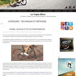 Le Triple Effort : Triathlon & Autres - Part 3